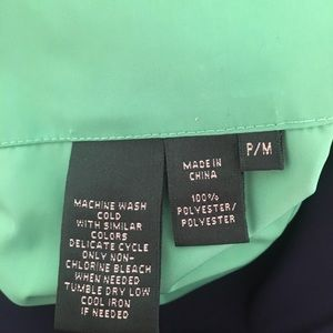 Ralph Lauren Jackets & Coats - Ralph Lauren Reversible Green/Navy Vest